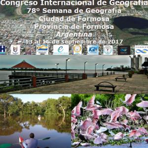 congreso de geografia