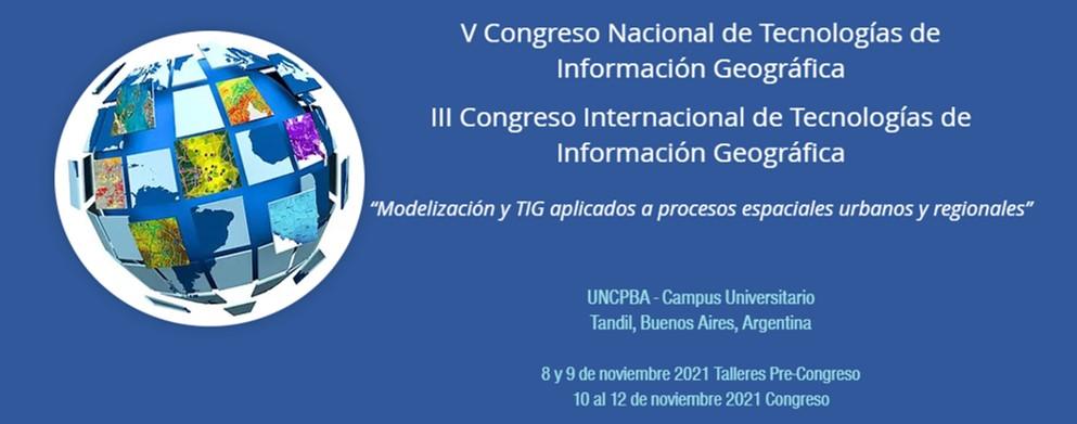 congreso de tecnologias de IG
